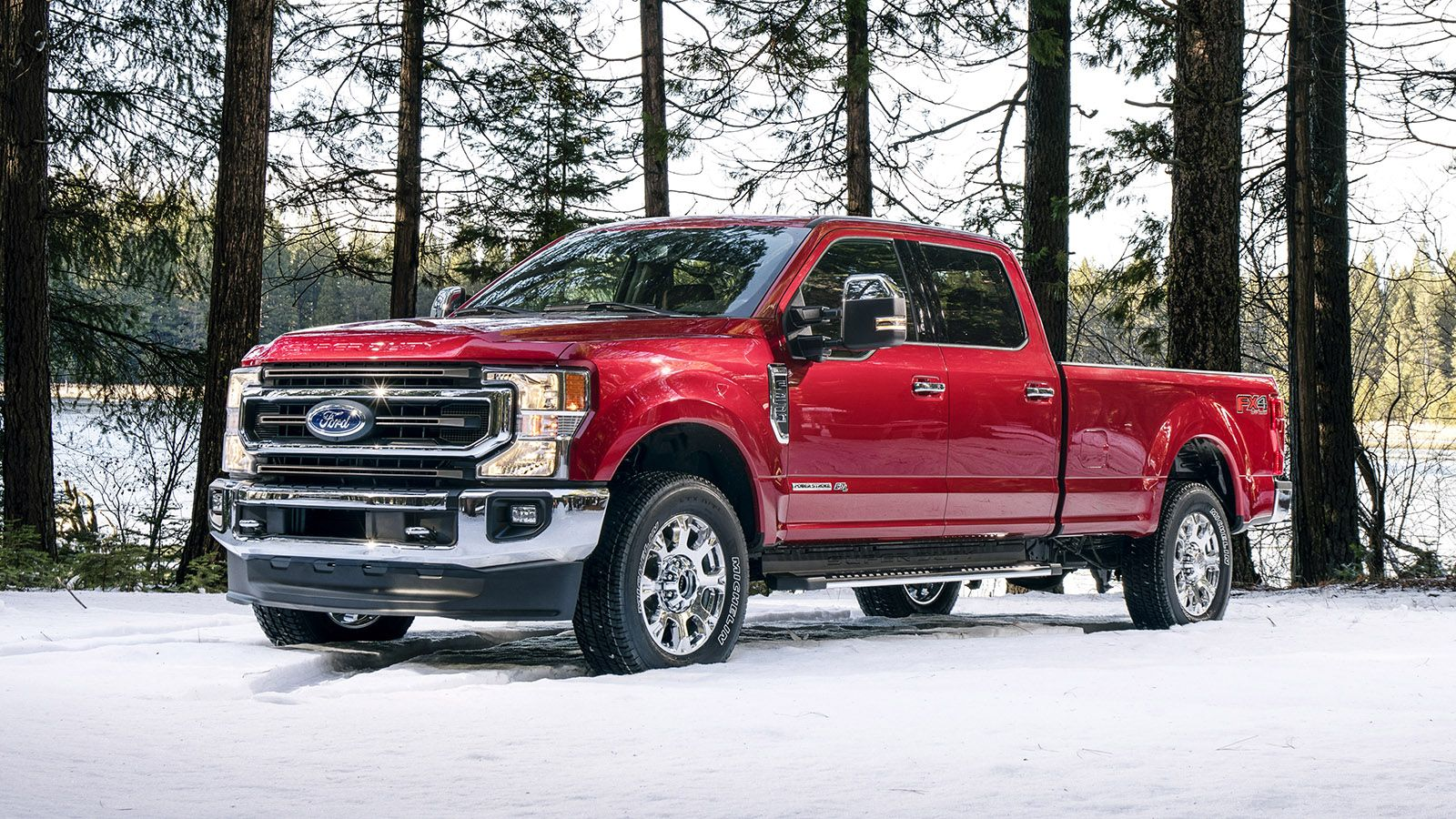 Ford Super Duty Pickups Are Getting A Monster 7 3 Liter V8