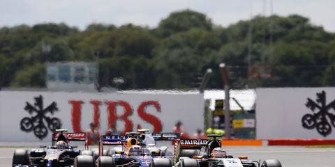 Organizers of the Russian Grand Prix say that the Oct. 12 event will go on as scheduled, despite unrest in the Ukraine.