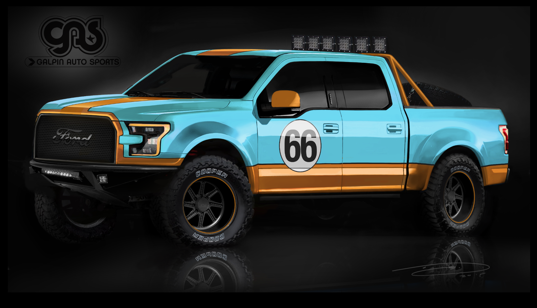 Ford Trucks Into Sema With Slew Of F 150s