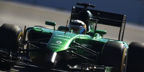 Caterham expects to be back on the F1 grid for the season finale at Abu Dhabi on Nov. 23 after a successful crowdfunding campaign.