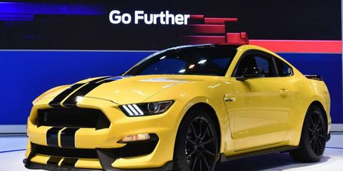 The Shelby GT350 will deliver more than 500 hp and 400 lb-ft of torque.
