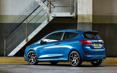 The Ford Fiesta ST's replacement is just around the corner.