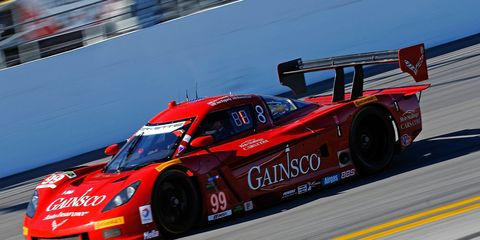 Memo Gidley's last IMSA race as a competitor was the 2014 Rolex 24 at Daytona.