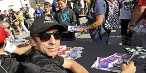 Justin Wilson finished 21st in the Indy 500 for Andretti Autosport.