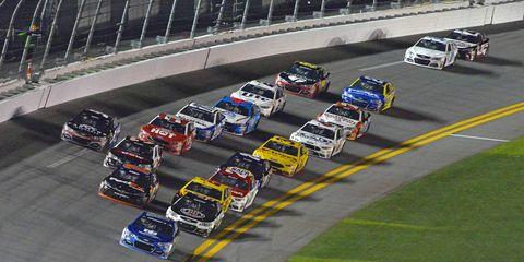 The NASCAR Sprint Cup driver's council met on Thursday in Daytona.