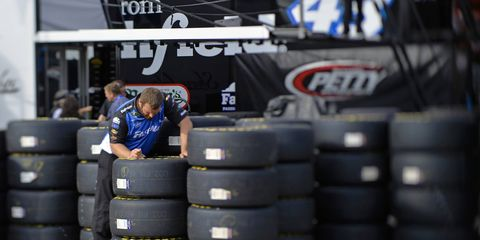 Goodyear will bring two new tire compounds to Richmond this weekend for NASCAR Sprint Cup and Xfinity races.