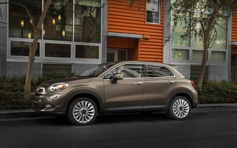 To add extra economy, the 500X has a disconnecting rear axle, which reduces parasitic loss when AWD isn't needed.
