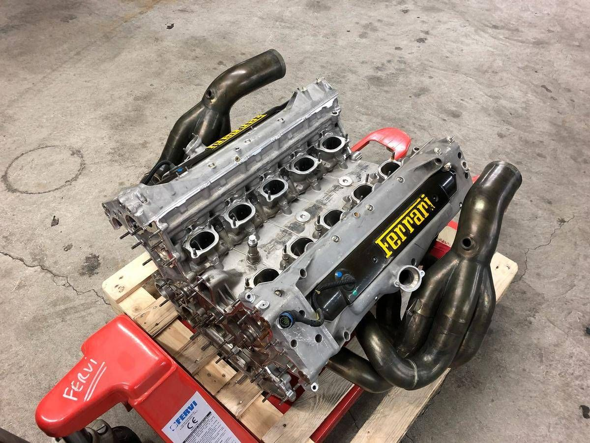 Is This Ferrari F1 V10 The Ultimate Engine Swap