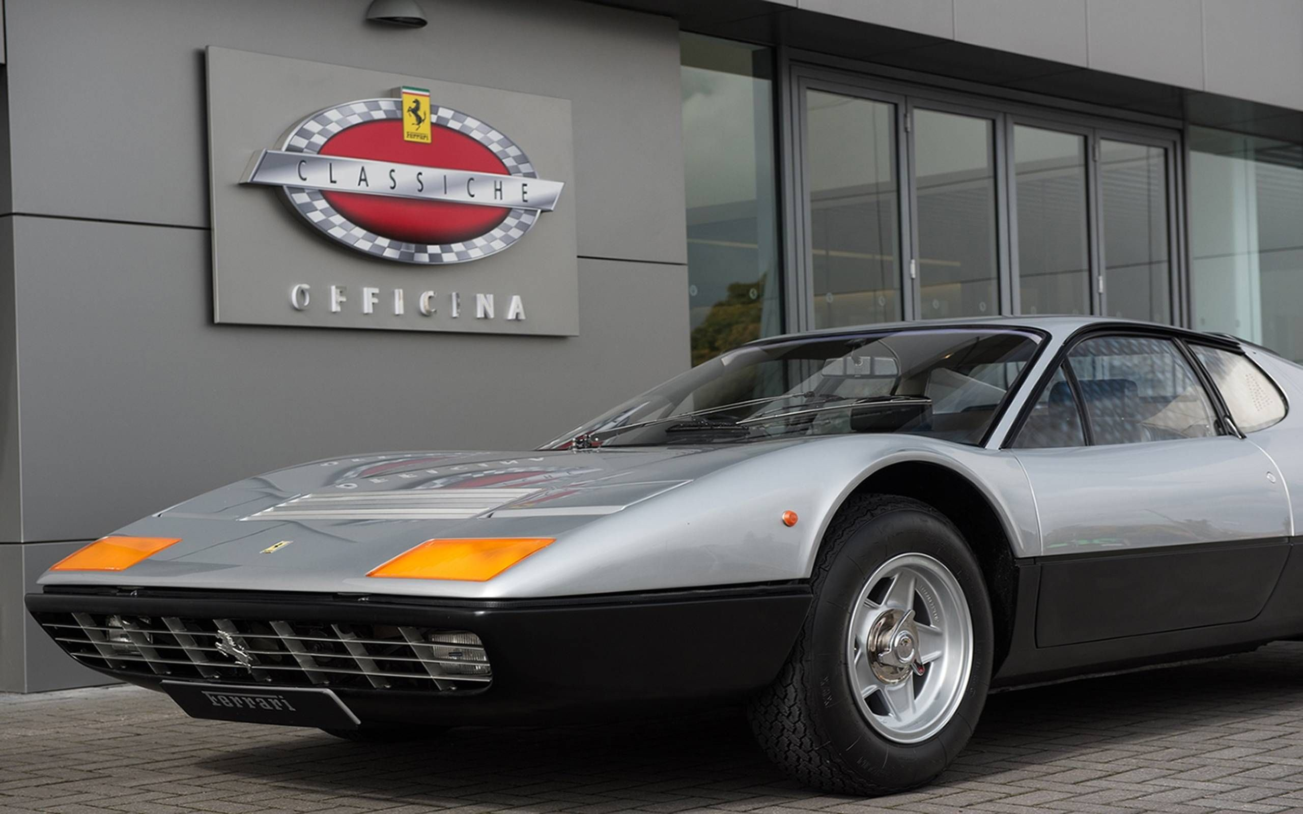 Ferrari Names 48 Workshops Classiche Authorized Did Yours Make The List
