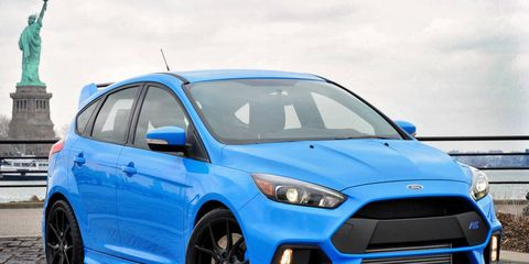 Ford has been working on a hotter version of the RS (pictured above), but timing and business doubts may kill the project at the 11th hour.