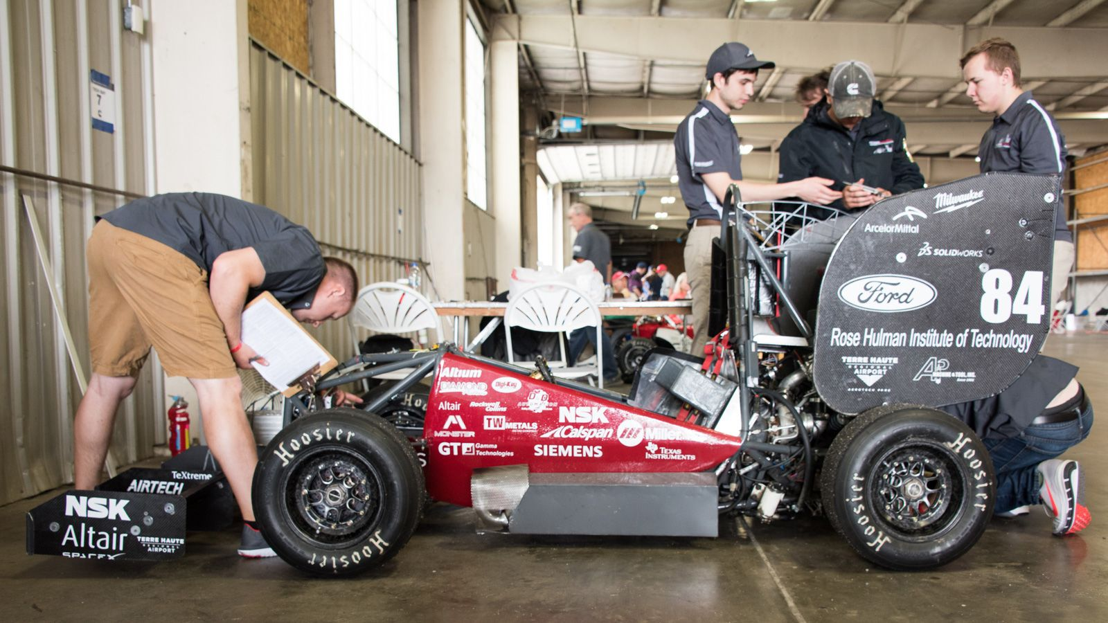 How To Get Into Racing Formula Sae Opens Doors On The Tech Side