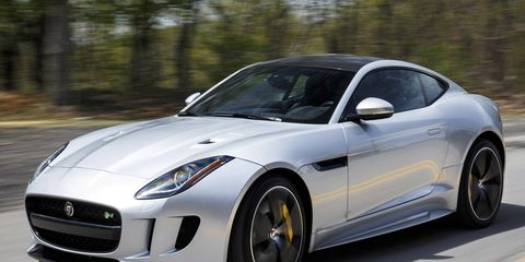Jaguar's F-Type replacement will be electrified