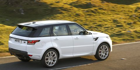 24,679 Range Rover and Range Rover Sports may have an issue with an incorrectly routed hose, which could lead to loss of brake pressure.