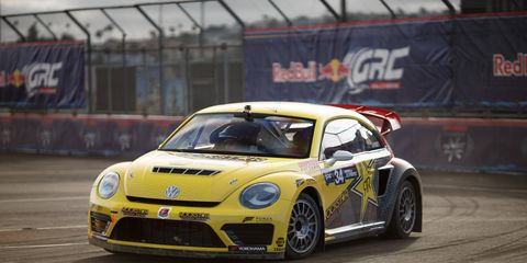 Andretti Autosport is hanging its Global Rallycross hopes in part on driver Tanner Foust and the Volkswagen Beetle.
