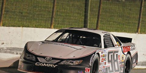 Todd Gilliland is using Late Models and a win earlier this season in the ARCA series as a way to come out of the shadows of his famous racing dad and grandfather.