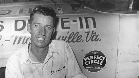 NASCAR Hall of Famer Glen Wood, co-founder of Wood Brothers Racing team, died at the age of 93.