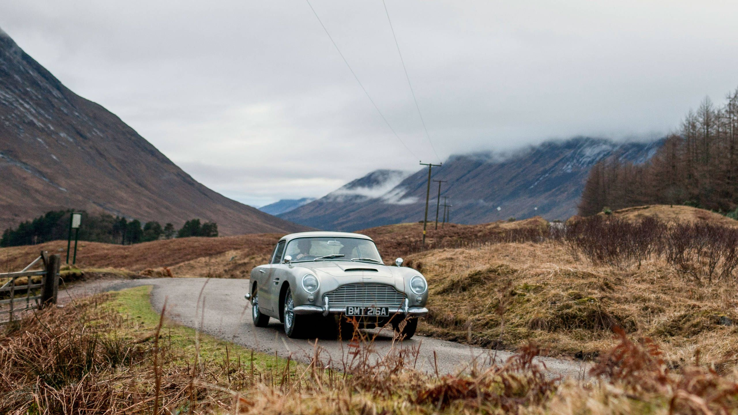 There S Just 1 Small Problem With Aston Martin S Upcoming Run Of Db5 Goldfinger Continuation Cars