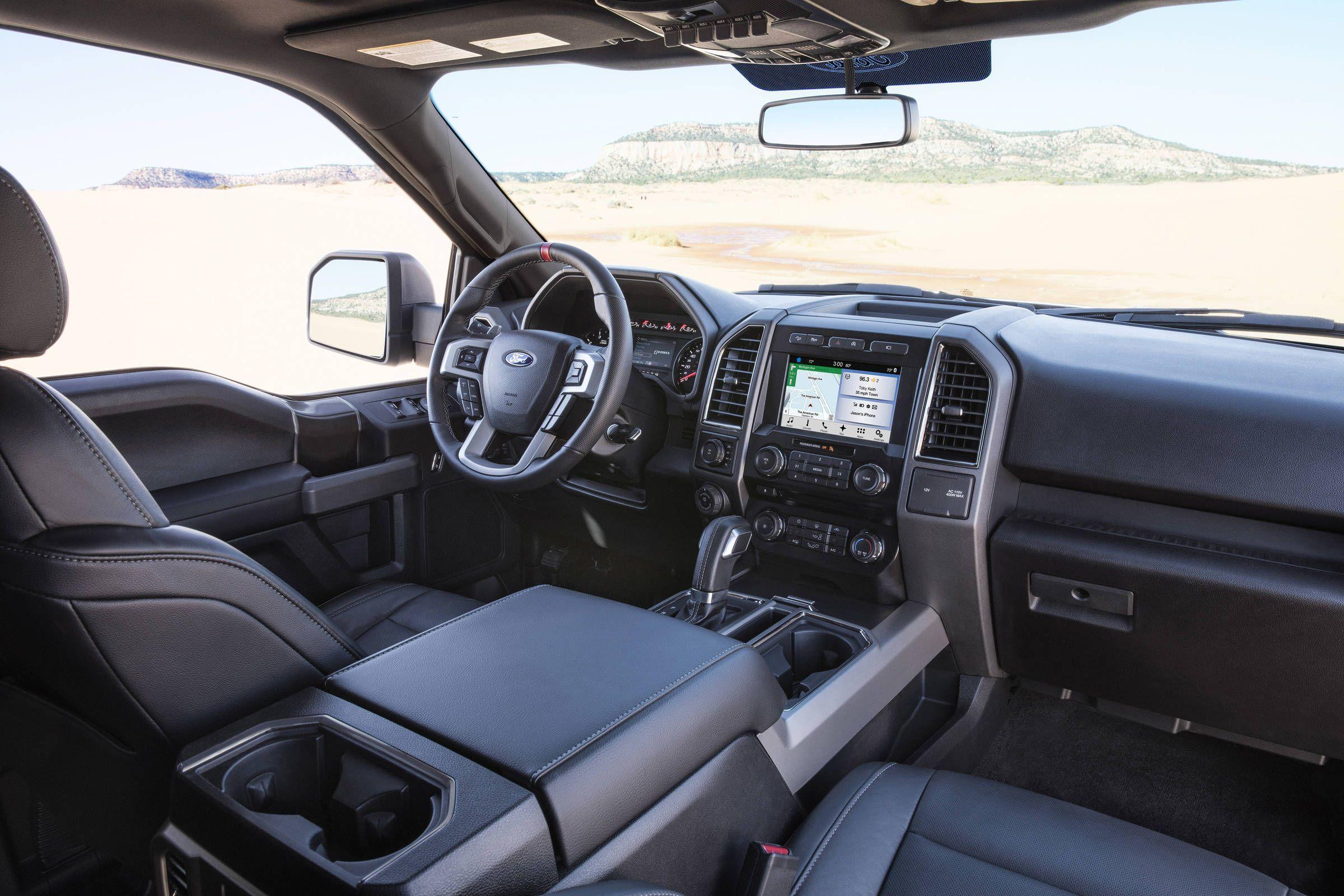 2018 Ford F 150 Raptor Essentials Fashion Forward