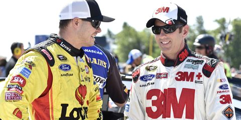 If Cup driver Greg Biffle doesn't shine at the Michigan 400 this weekend his Chase chances may be over.