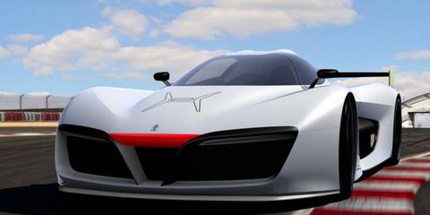 Future 24 Hours of Le Mans will have cars looking more like the Pininfarina H2 concept car than the current LMP1 prototypes.