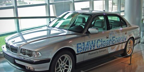 Report Fuel Cell Bmw By 2020