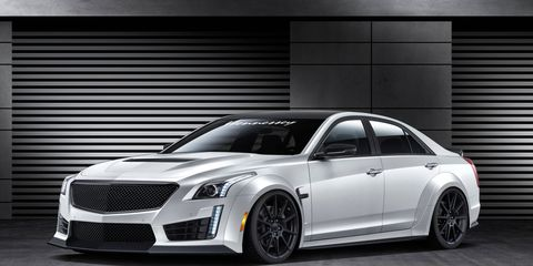 Even though the 2016 CTS-V isn't out yet, founder John Hennessey is bullish on the new four-door.