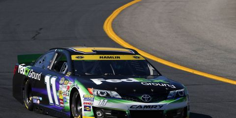 Denny Hamlin fell to 13th in the Chase standings and will need a strong race at Dover to avoid being eliminated from championship contention.