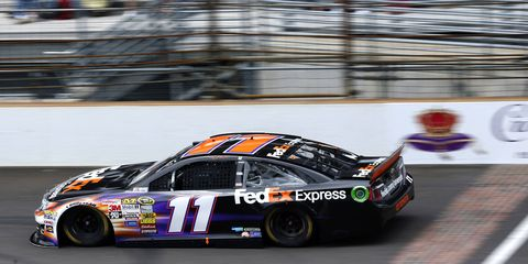 Joe Gibbs Racing stated today that they will not appeal the penalties after initially stated they would be.