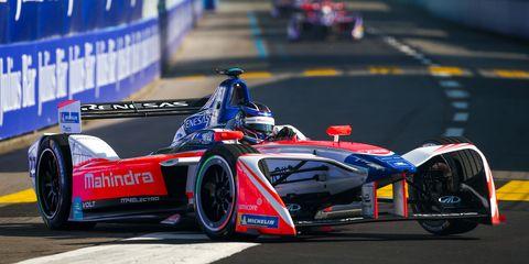 Former F1 racer Nick Heidfeld is a four-year veteran of the ABB FIA Formula E Series.