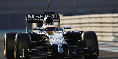 McLaren is switching to Honda power for 2015.