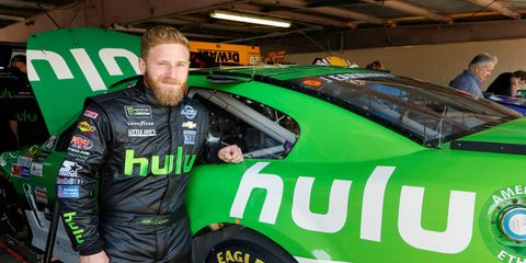 Jeffrey Earnhardt has struggled in his first full-time Monster Energy NASCAR Cup Series season but hopes additional sponsorship will generate success.