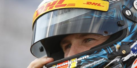 Ryan Hunter-Reay has been with Andretti Autosport since 2010.