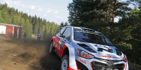 This season is largely testing on the fly for Hyundai, with the goal of finishing all three cars in as many rallies as possible. The target is regular podium finishes in 2015, and competing for the championship in 2016.