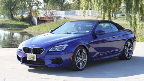 2016 BMW M6 Convertible