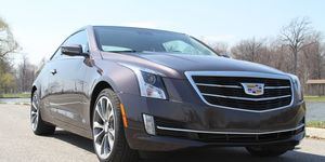 The Cadillac ATS Coupe is designed to be lighter and more agile than its competitors.