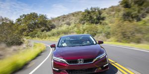 Honda's line of green-geared Claritys grows to three by the end of 2017