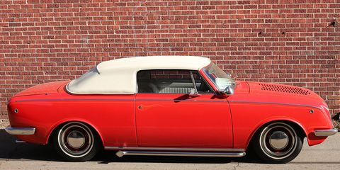 What if you applied 1950s California customizing tricks to a 1969 Toyota Corona coupe?