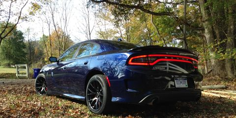 The 2015 Dodge Charger SRT Hellcat is the fastest, most-powerful sedan on the planet.