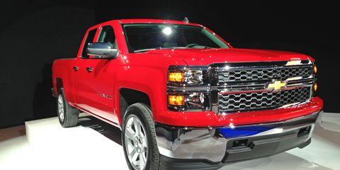 The 2015 Chevrolet Silverado 1500 Custom will start at $35,015.
