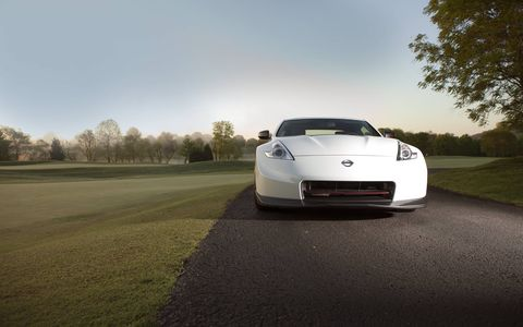 The 2014 Nissan 370Z Nismo is certainly no GT-R, but it plays its respective roll of a sports car well.