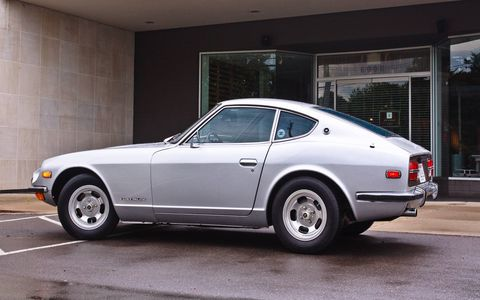 The 240Z sold for $3,256 new, or around the price of a stripped-down FR-S today.