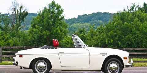 "In Japan, Datsun gave it the alluring moniker of ""SPL311."" Suddenly, ""Fairlady"" seems like an improvement."