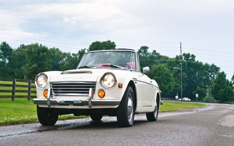 The 1600 produced 95 horsepower, a nice bump of 10 hp from the earlier 1500 Roadster.