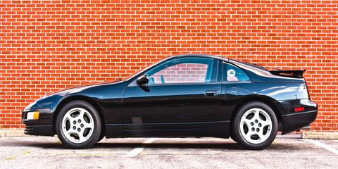 On July 10th, 1989, the Nissan 300ZX Twin Turbo went on sale in Japan.