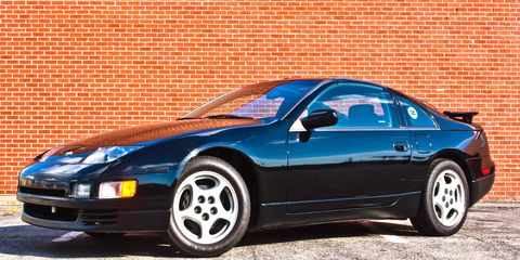 Competition included the Mazda RX-7, the Toyota Supra, the Mitsubishi 3000GT, the Dodge Stealth, and the Porsche 968. Remember those guys?