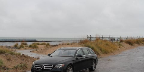 A rain soaked lighthouse tour becomes a wet weather test for the car and a patience test of your author's family.