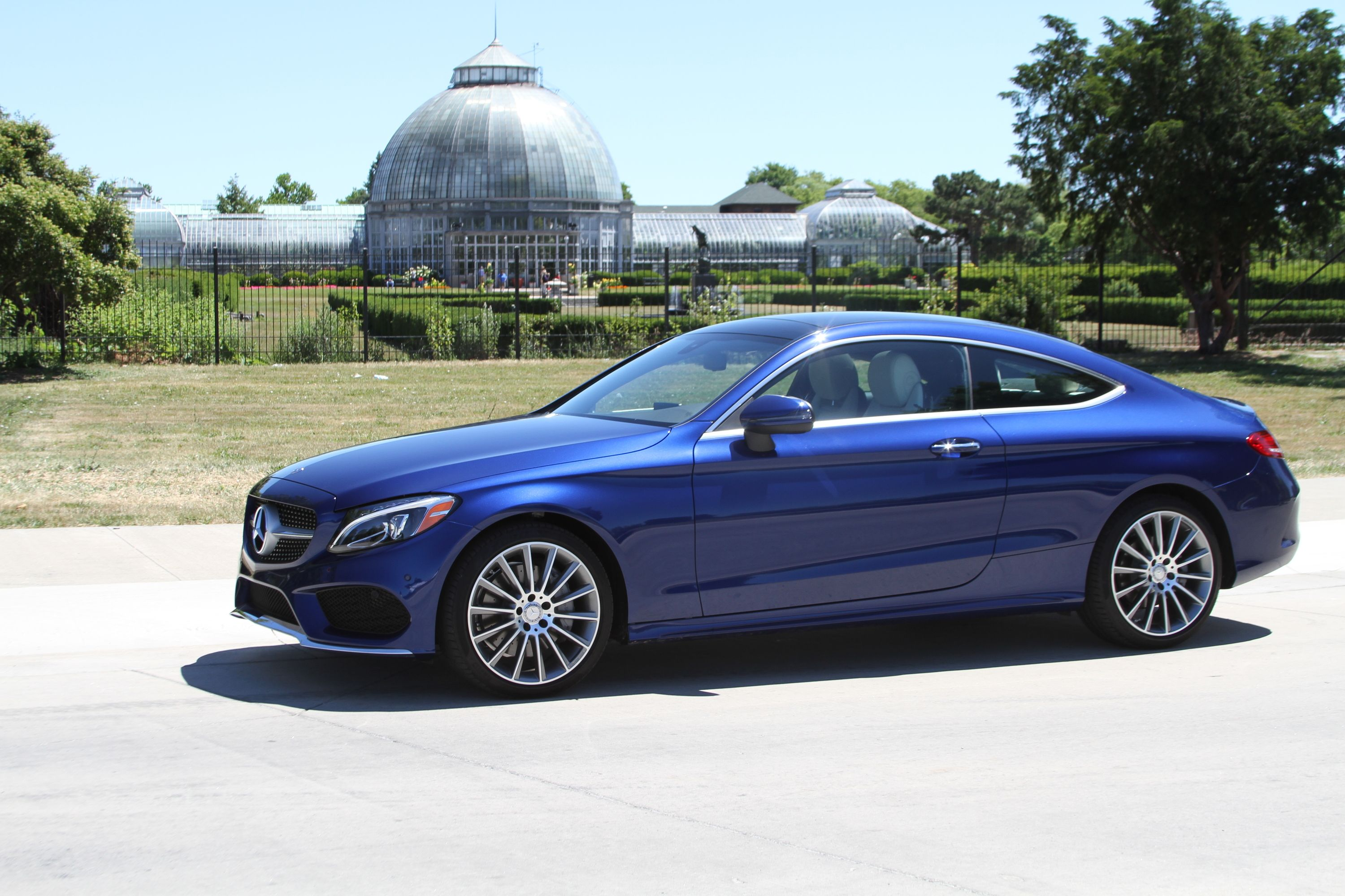 2017 Mercedes Benz C300 Coupe Review