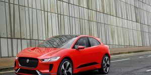 The vehicle's aluminum body will be assembled using several new joining methods, including welding of aluminum, riveting and bonding. And the I-Pace is unlike any Jaguar ever made.