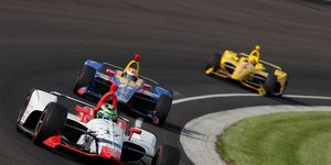 The new universal aero kit may produce a more traditional Indianapolis 500 next Sunday.