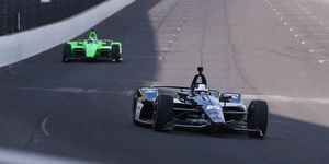IndyCar officials hope they have retained the racing product they've enjoyed at the Indianapolis 500 since the debut of the DW12.